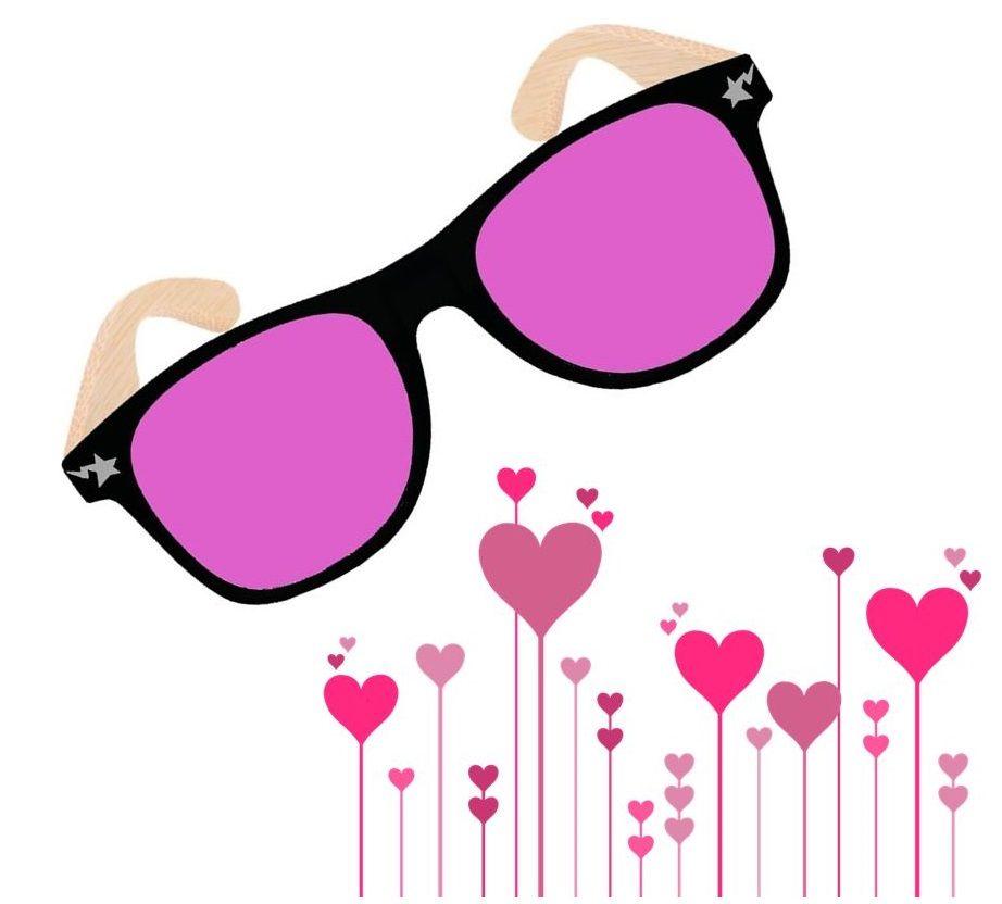 092af64c4c Black pink | gafas de sol polarizadas niños | Sunglasses, Mirrored ...