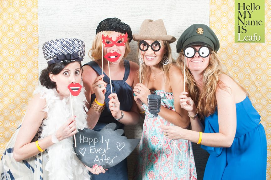 Fun Things To Do Wedding Reception