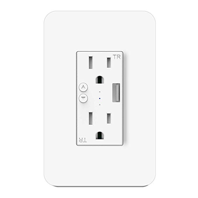 Wifi Smart Light Switch, Work with Alexa, Google Home
