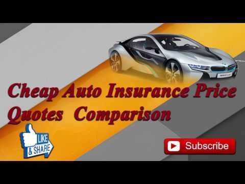 Cheap Car Insurance Quotes Compare Watch Video Here Http