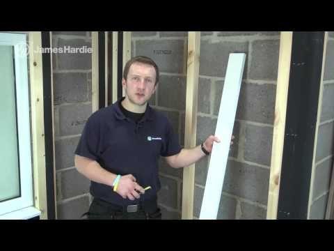 James Hardie Hardieplank Cladding Full Installation Youtube Hardie Plank Hardie James Hardie