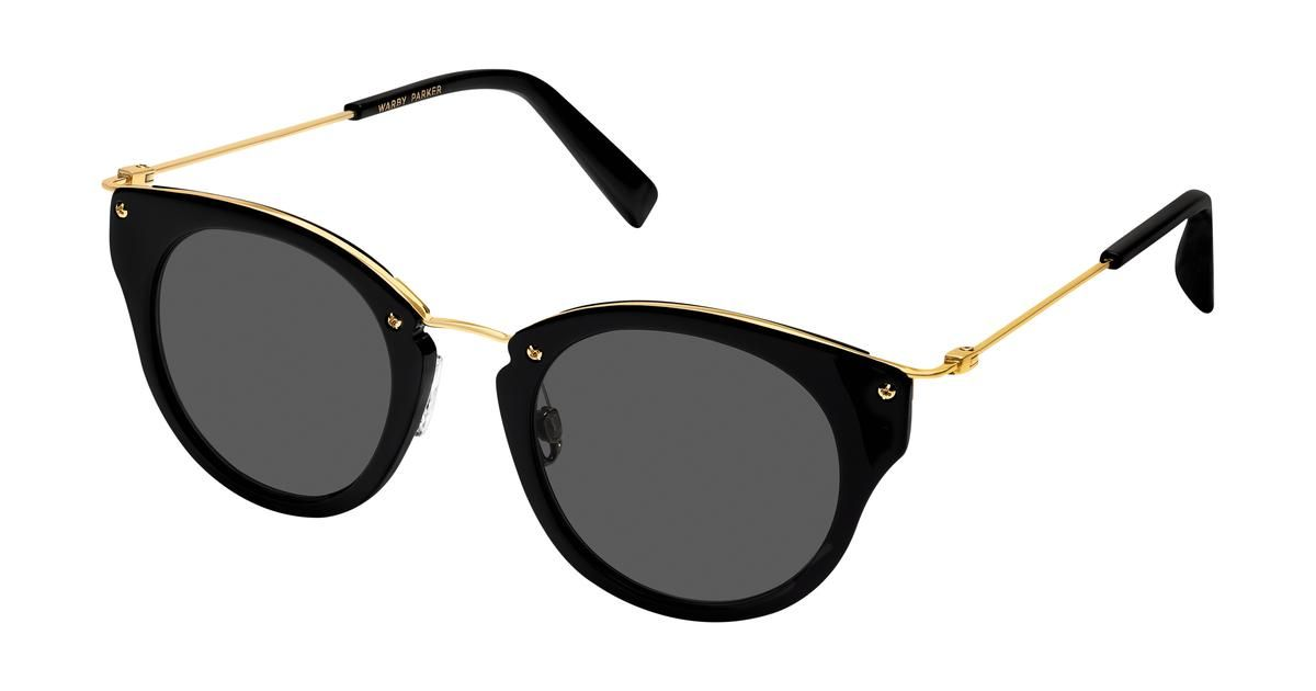 c83317cc801a5 Hadley Sunglasses in Opal Tortoise with None lenses for Women. The special  details in Hadley s construction—round acetate eyewire, polished metal  temple ...