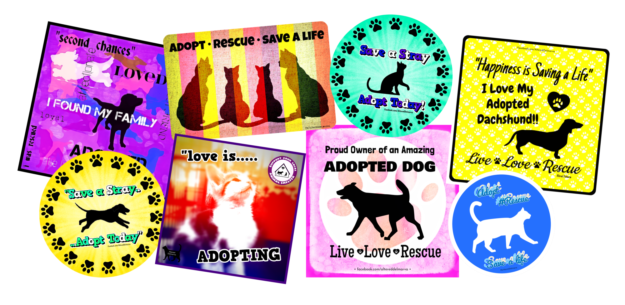 Adopted Is The Best Breed Adoption Free Clip Art Animals Images