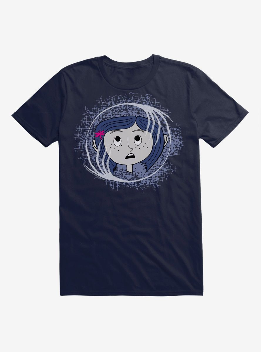 Coraline Ghost Hands T Shirt Coraline T Shirt Shirts