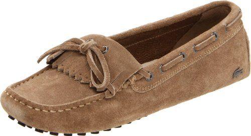 Lacoste Women's Courcele 3 Flat: Shoes