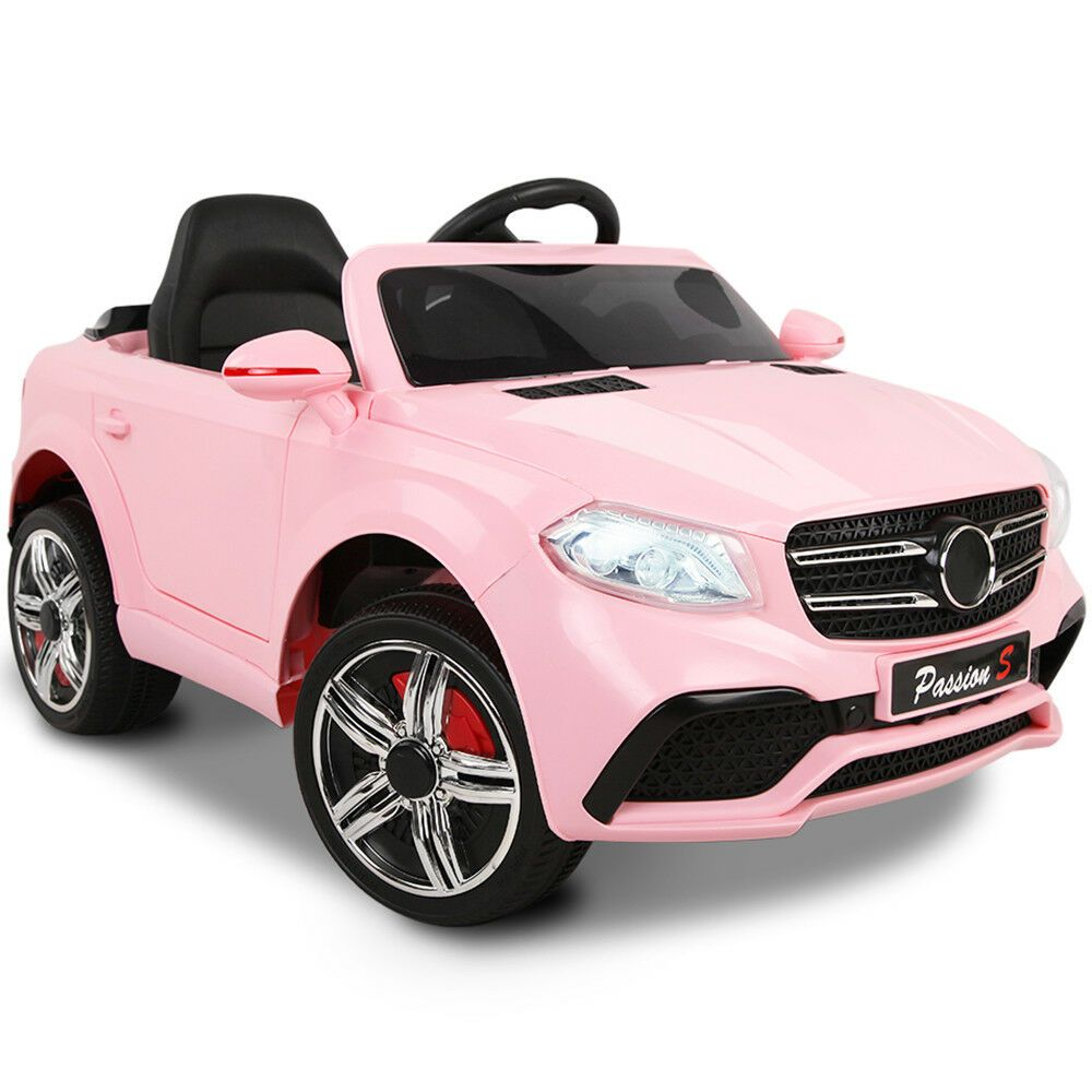 New Pink Passion S Kids Ride On Car Dwellkids Toys Ebay Kids Ride On Toy Cars For Kids Car