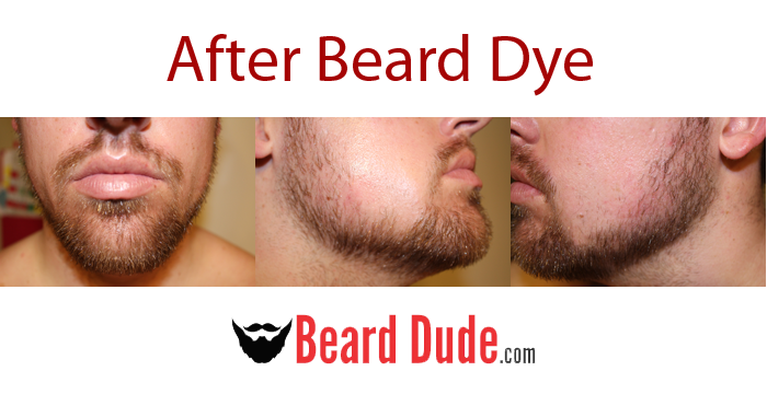How To Dye Your Beard With Just For Men Beard & Mustache ...
