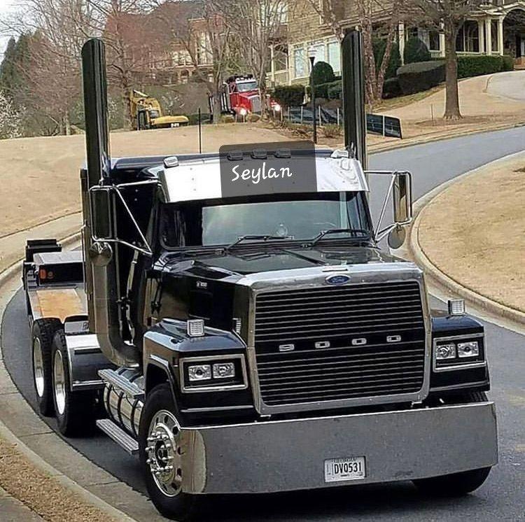 Ltl9000 Sharp Big Rig Trucks Truck And Tractor Pull