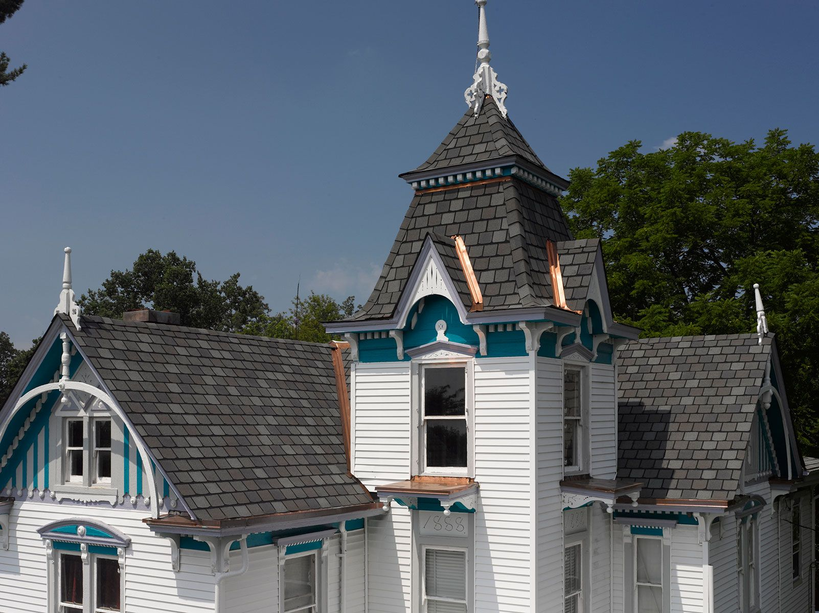 Best Highland Slate Roof Shingles Traditional Architecture 640 x 480