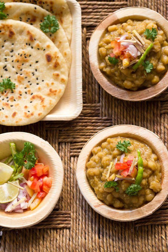 Matar kulcha recipe north india street food and tangier forumfinder Images