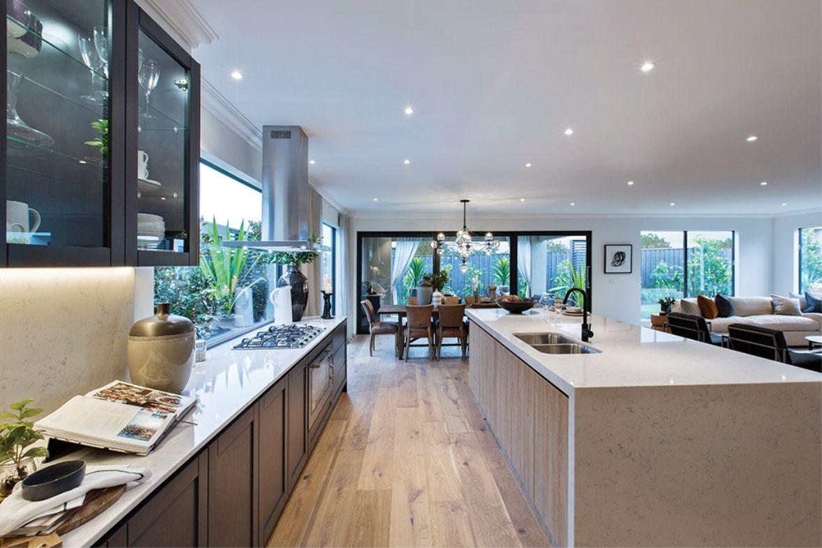 Porter Davis Homes - House Design: Rochedale | Kitchen Inspiration ...