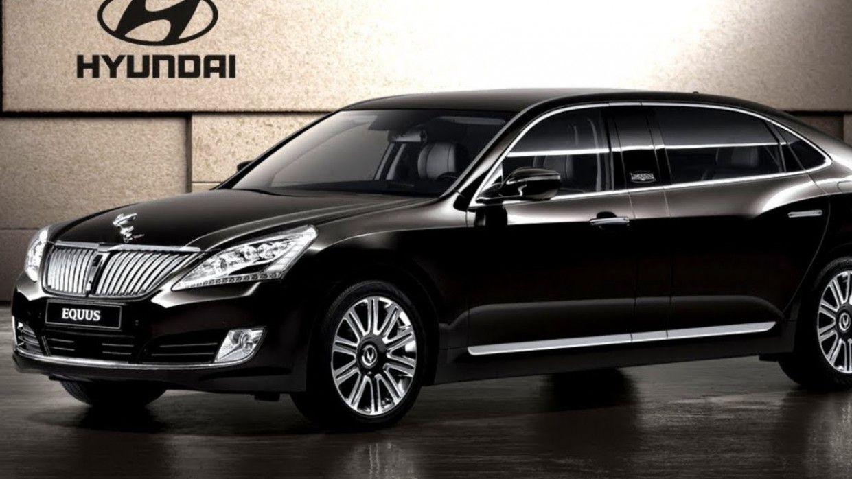 2021 Hyundai Equus Exterior in 2020 | Hyundai, Buick ...