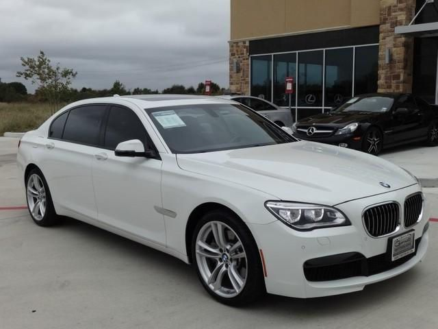 The 5th Generation Bmw 750li Went On Sale In November 2008 And Is
