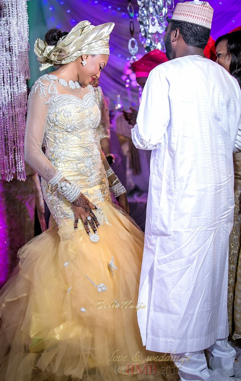 Mimi And Nas Hausa Muslim Wedding In Nigeria  Bmb -1074