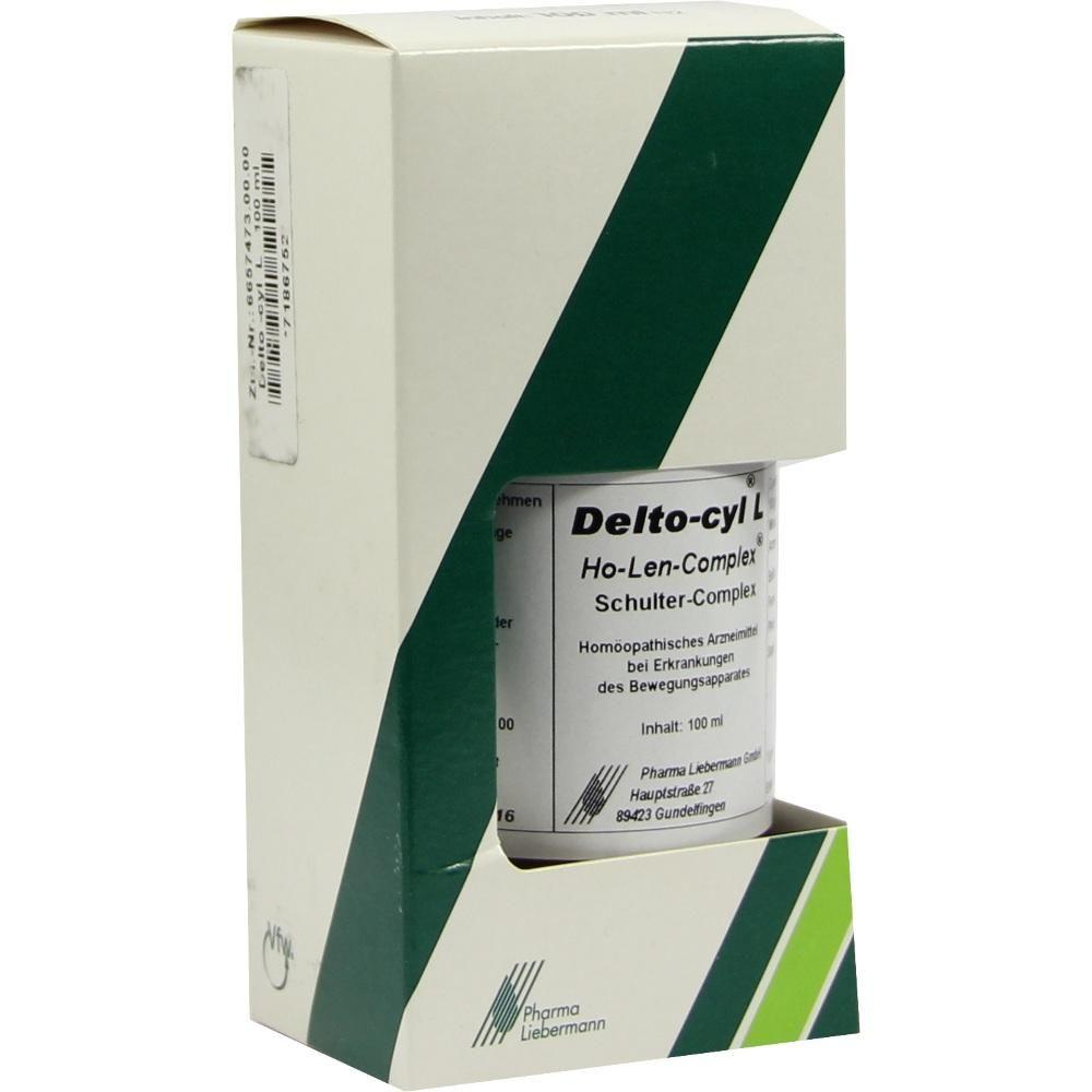#DELTO CYL L Ho Len Complex Tropfen rezeptfrei im Shop der pharma24 Apotheken