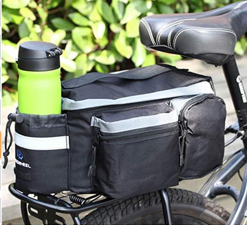 Amazon Mountain Cycling Rear Seat Trunk Bag For 6 80 Reg 16 99 As Of 6 29 2018 5 50pm Cdt Bicycle Bag Bike Bag Bicycle Bike