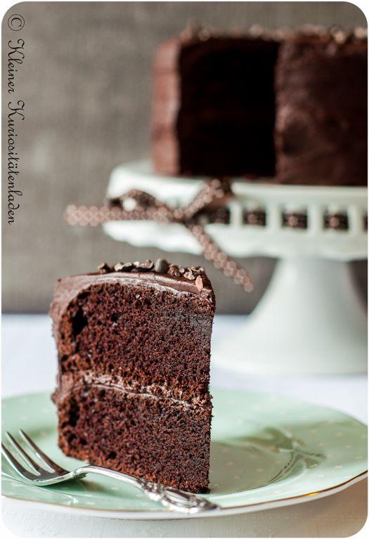 Schoko Espresso Torte Backen Pinterest Schoko Kuchen Und