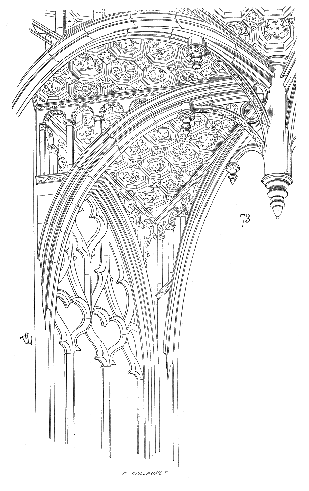 Architect Drawing Gothic Architecture Architectural Sketches Religieuse Detailed Drawings Wiesbaden Vectors Medieval Buildings