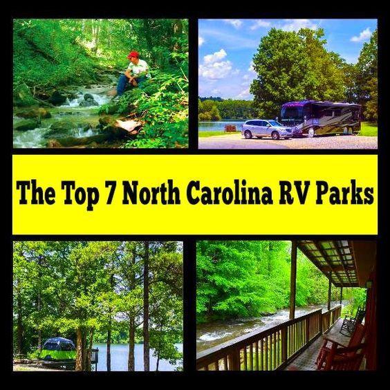 The Top 7 North Carolina RV Parks