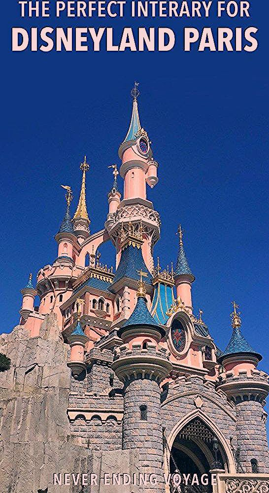 Disneyland Paris Itinerary for Adults: Two Parks in One Day