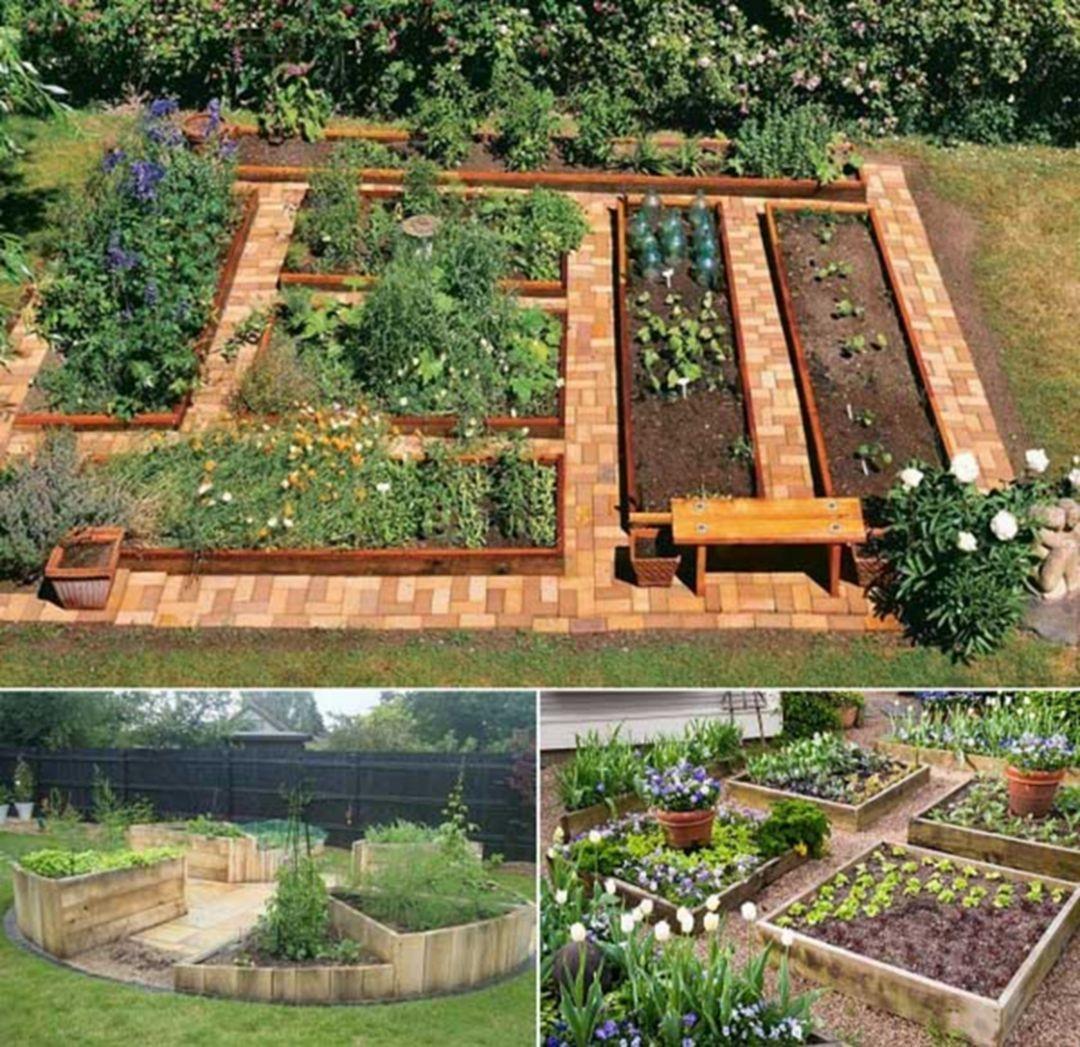 5 Vertical Vegetable Garden Ideas For Beginners: Vegetable Garden For Backyard