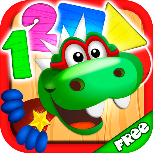 New Game on TheGreatApps Dino Tim Math learning