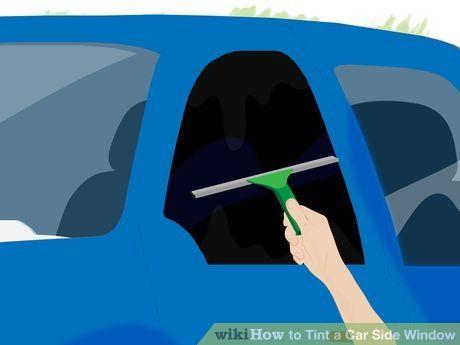 Tint Car Windows Tinted Windows Car Diy Car Diy Window Tint