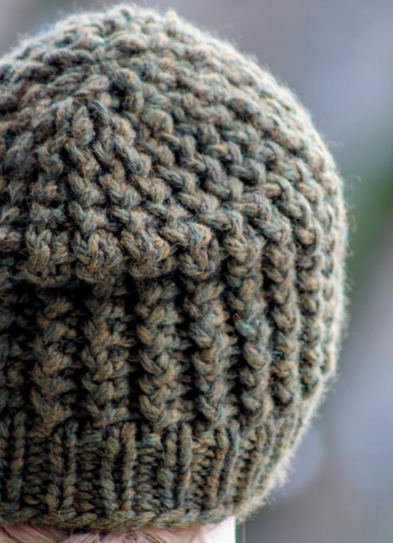 Super Bulky Knit Men S Beanie Knit Hat For Men Mens Hat Knitting Pattern Hat Knitting Patterns