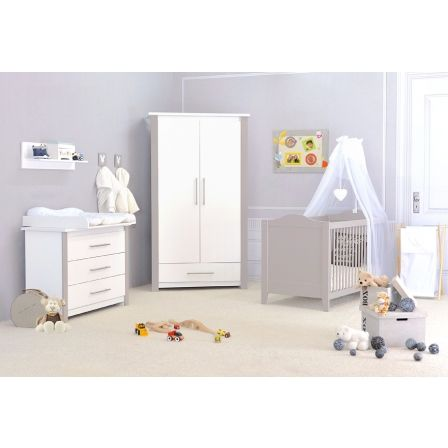 Chambre bébé pas cher Chocolat Cocoon Design | Déco chambre ...