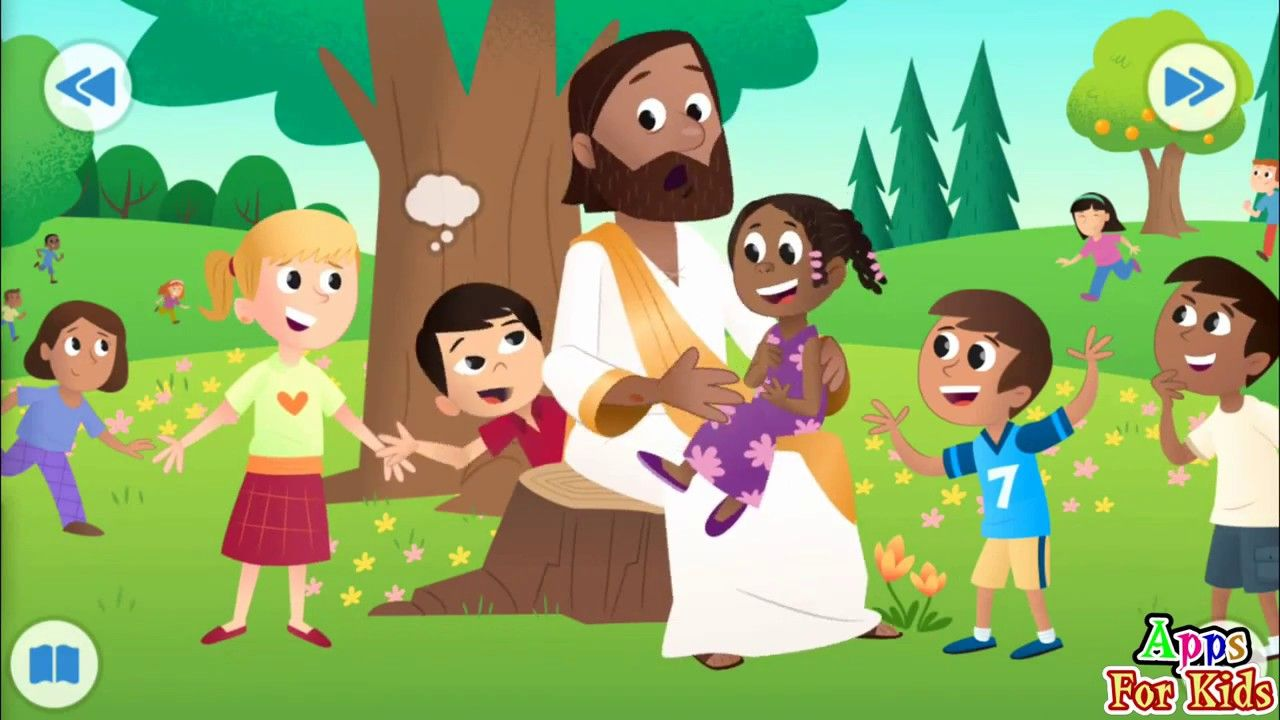 God's Good News Bible Story For Kids Apps For Kids Bible