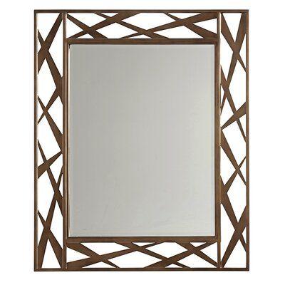 Lexington Zavala Arris Modern & Contemporary Beveled Dresser Mirror | Perigold