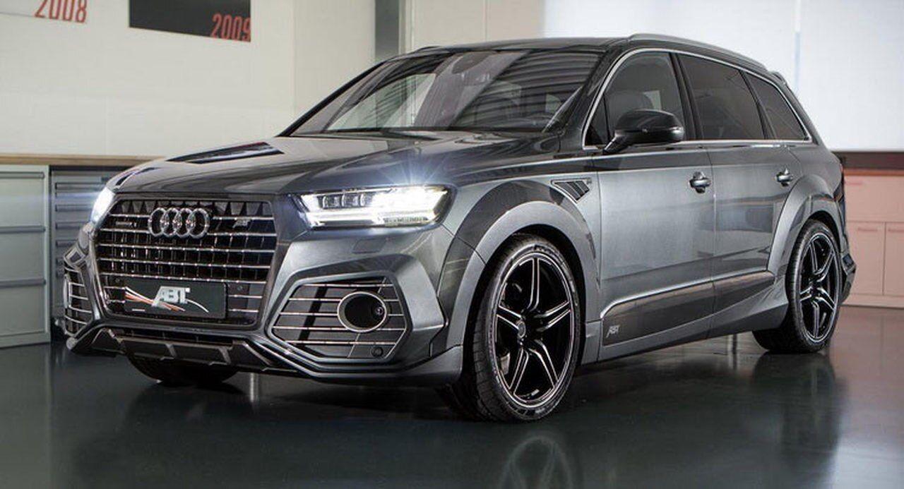 7 New Audi Q7 Ideas