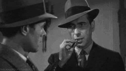 El halcon maltes De John Huston Humphrey Bogart 1941