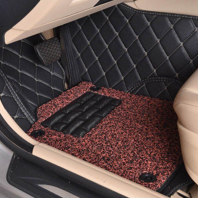 Custom Car Floor Mats For Jeep Grand Cherokee Wrangler Patriot