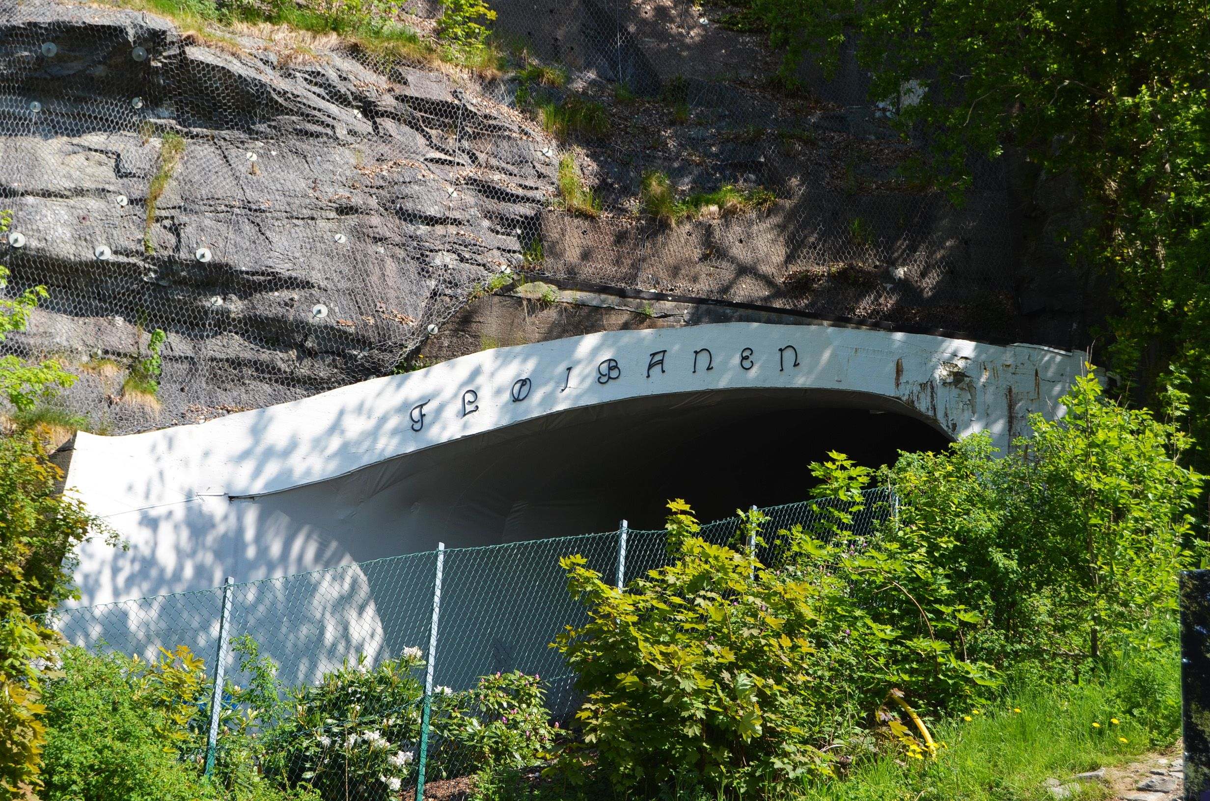 Funicular Floibanen