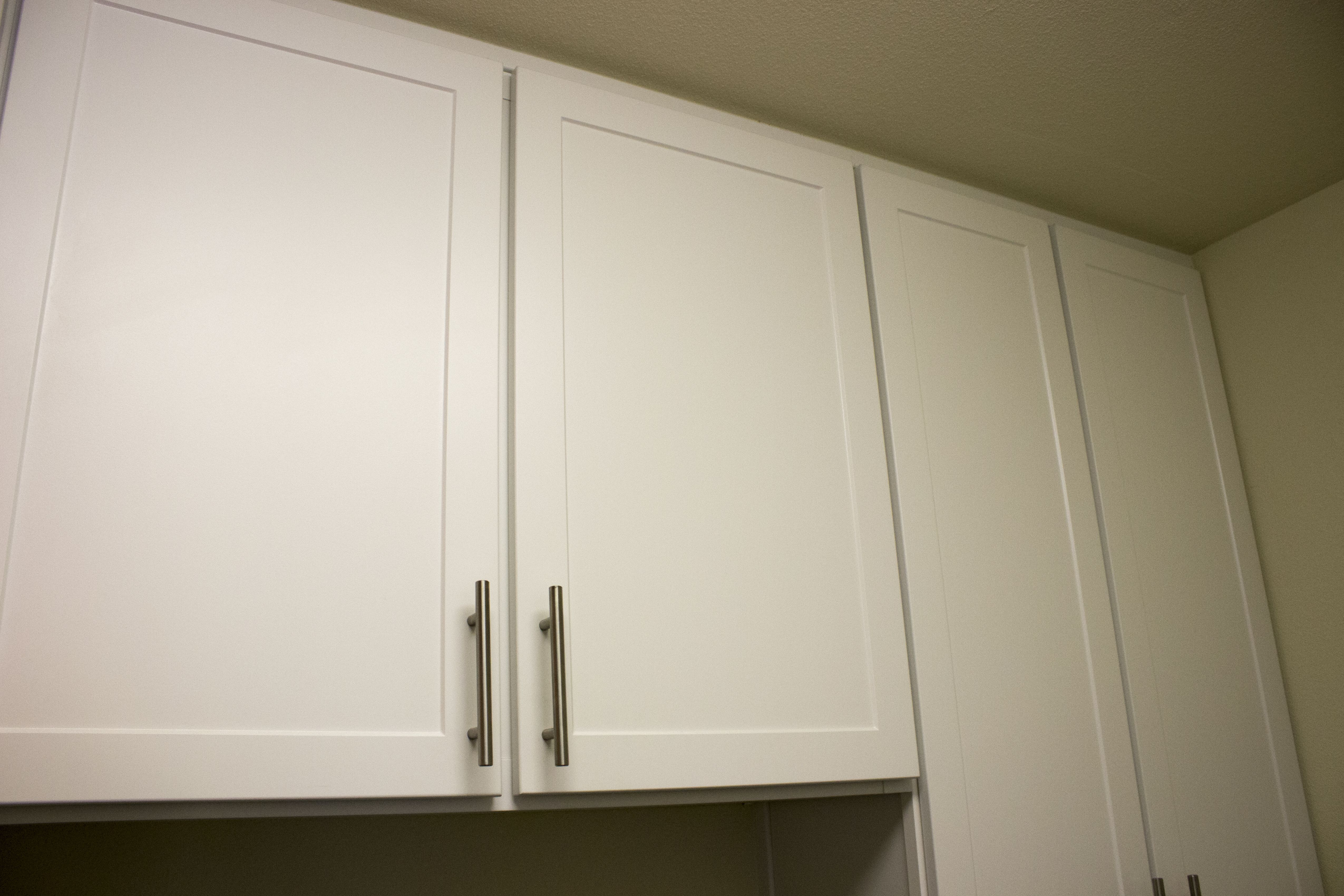 Instructions On How To Gel Stain Over Painted Cabinets Ehow Staining Furniture Painting Cabinets Gel Stain