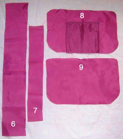 TUTORIAL - primeiro padrão me projetado !! aviso, muitas fotos !!! - bolsas, sacolas, carteiras