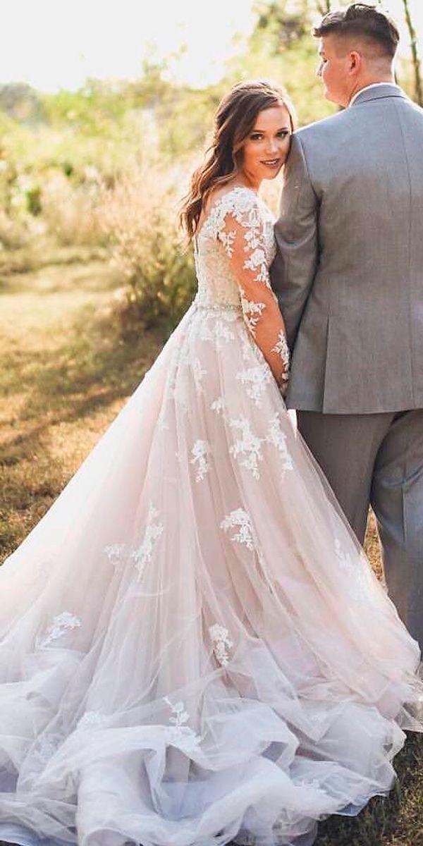 30 Revealing Wedding Dresses From Top Australian Designers | Ball ...