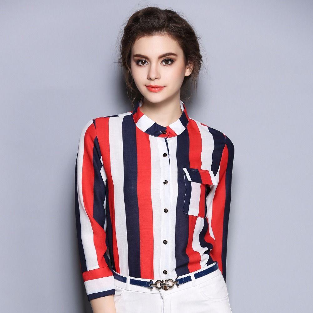eb1b8c47301d8 Plus Size Floral Silk Blouse
