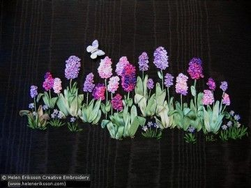 Helen Eriksson ~ Kit: Spring Bulb Collection – Hyacinth