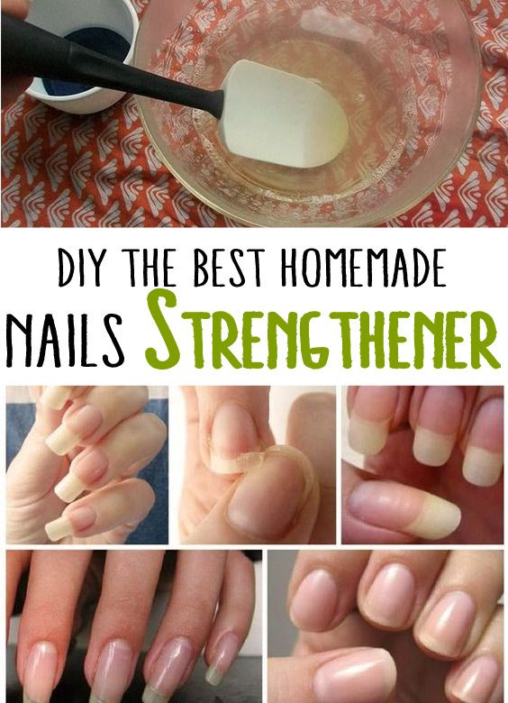 If you are tired to have thin and brittle nails, or you have ...