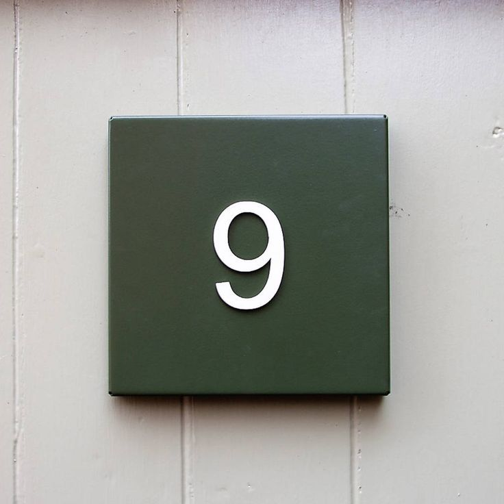 Are You Interested In Our House Number Signs Plates ? With Our Door Number  Sign Plaques You Need Look No Further.