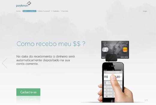 Mobile PaymentDienst payleven sammelt zweistelligen