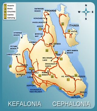 Vacation Villas in cephalonia Greece Kefaloniacephaloniagreece