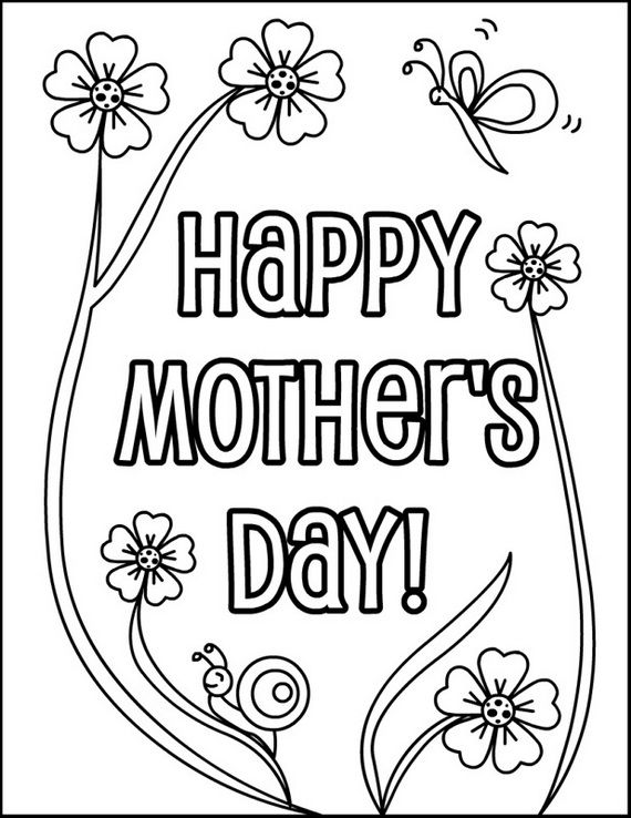 Mothers Day Activities & Crafts Ideas for Kids   Family Holiday ...