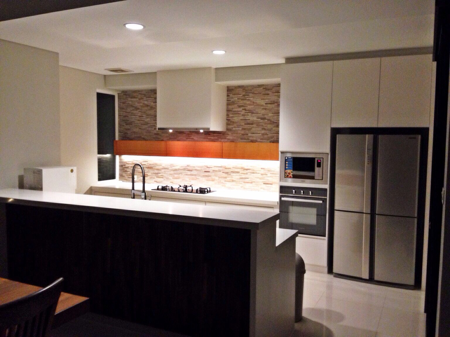 kitchen design for Denis' house 2014 by j+a