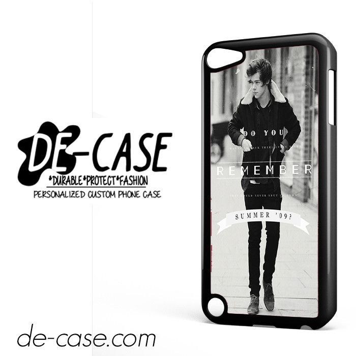 One Direction Rock Me Harry Styles DEAL-8266 Apple Phonecase Cover For Ipod Touch 5