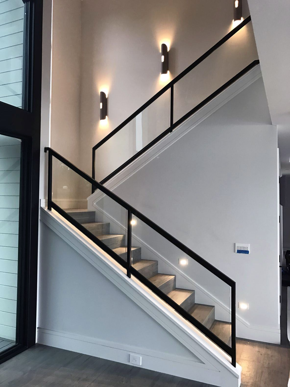 The Next Level 14 Stair Railings To Elevate Your Home Design Home Stairs Design Stair Railing Design Stairs Design