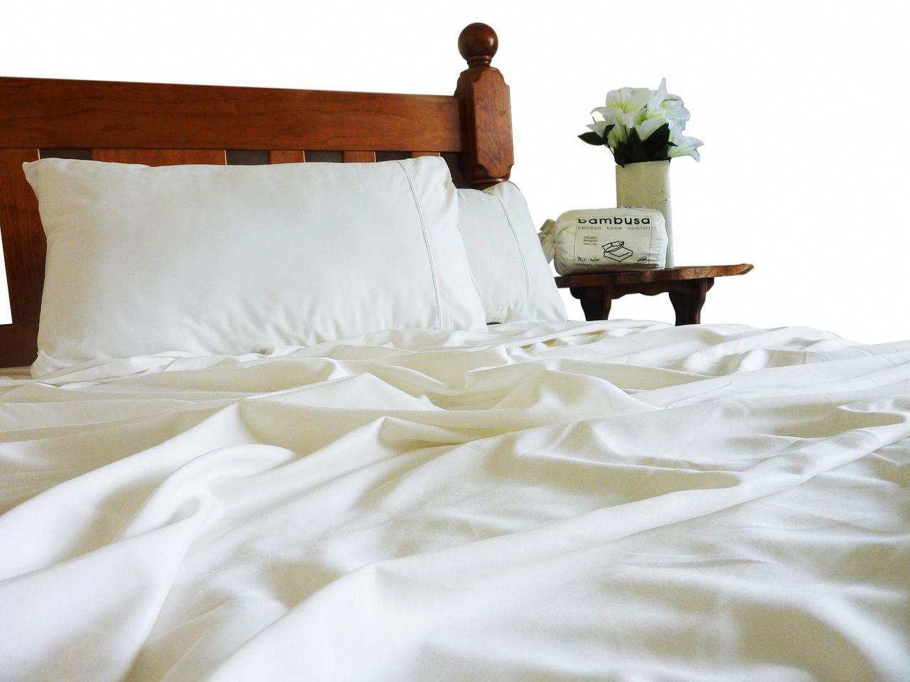 Luxury Bamboo Sheets By Bambusa Bedsheetsbestthreadcount Bed