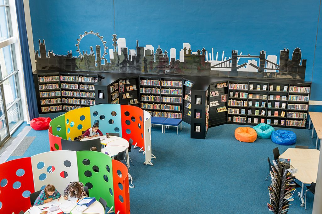 school library decorating ideas | school libraries designs a